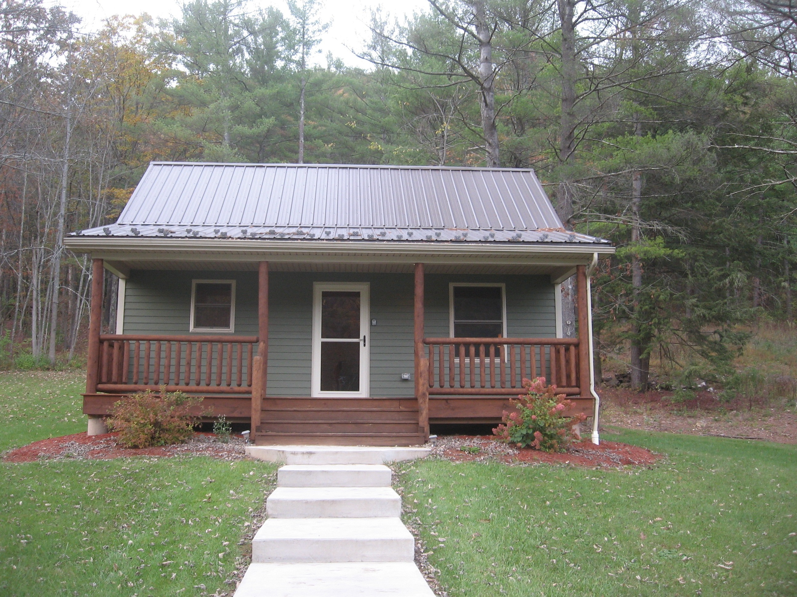 Pine creek gorge for Cozy cabins pa
